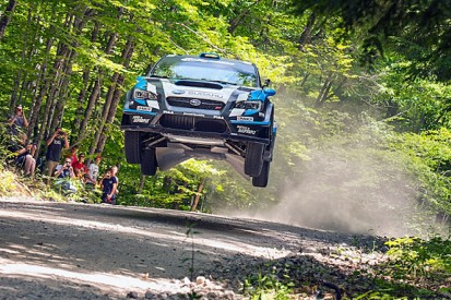 Rally America champion David Higgins chasing perfect season