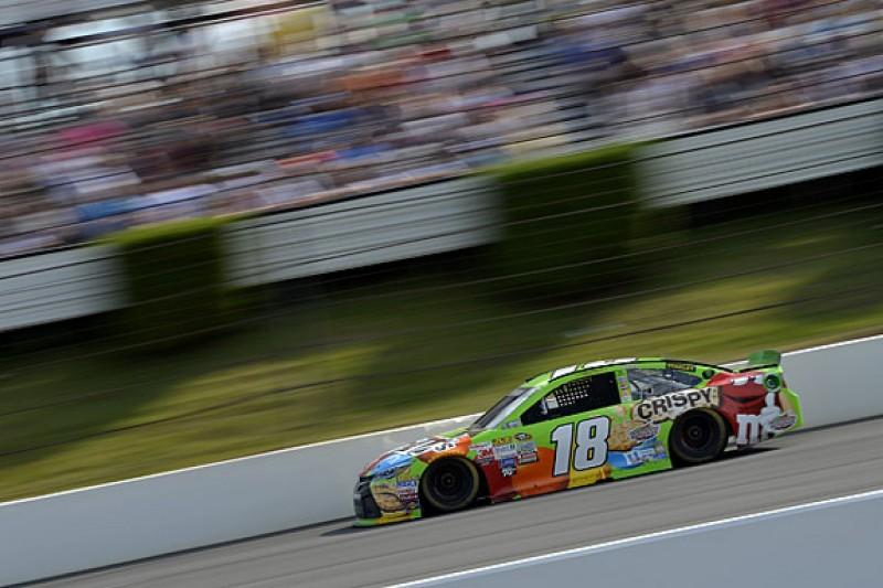 Kyle Busch to skip NASCAR Xfinity race to focus on Sprint Cup