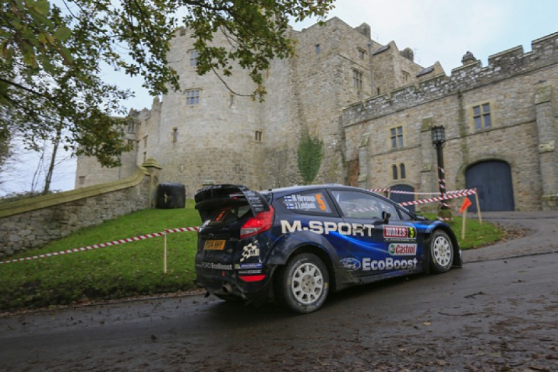 New Welsh deal secures Rally GB's World Rally Championship future