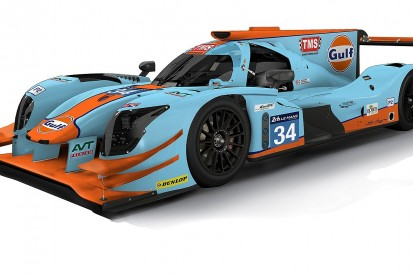 Tockwith team to run Gulf Oil colours at 2017 Le Mans 24 Hours