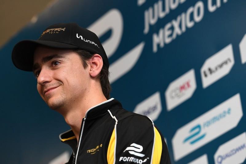 Ex-F1 driver Esteban Gutierrez linked with Bourdais' IndyCar seat