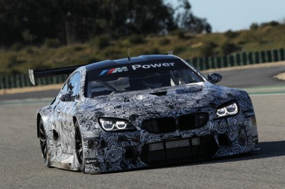 BMW to formally unveil new M6 GT3 racer at Frankfurt Motor Show
