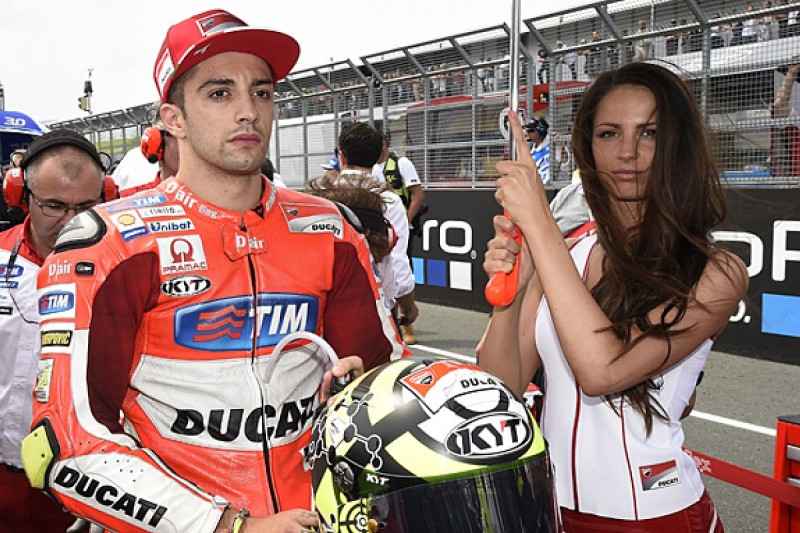 MotoGP rider Andrea Iannone's shoulder injury 'back to square one'