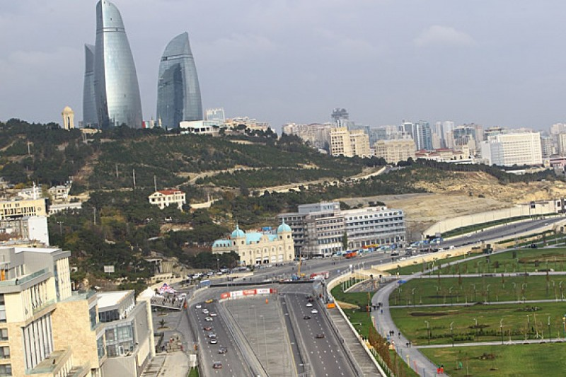 Baku waiting for Formula 1 circuit approval from FIA