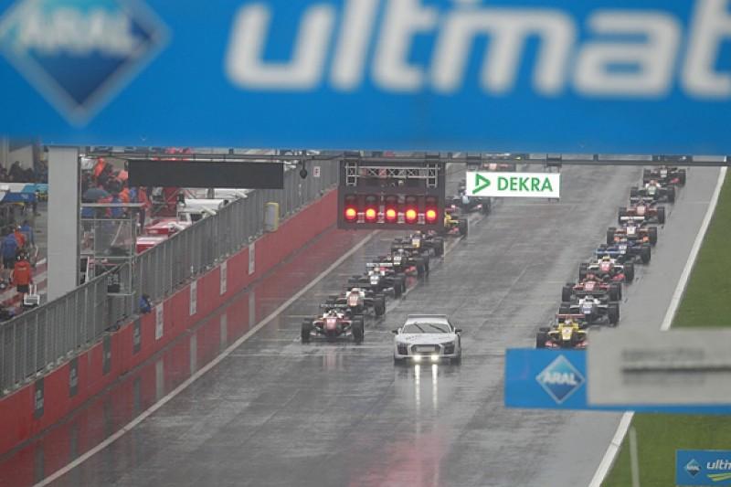 Abandoning Red Bull Ring European F3 right call - Felix Rosenqvist