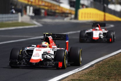Manor F1 team wary of threat from Haas outfit in 2016