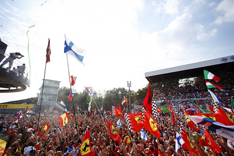 Monza poised to retain Italian Grand Prix with new deal