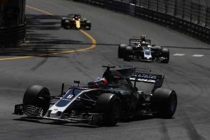 'Historic' first F1 points double for Haas due to more maturity