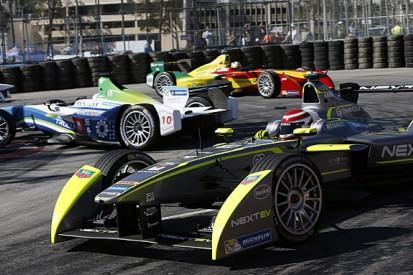 FIA homologates new manufacturer powertrains for Formula E