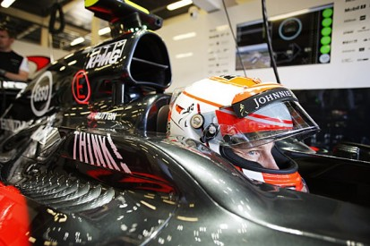 Jenson Button believes F1 drivers are now helped too much by data