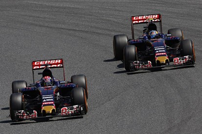 Max Verstappen/Carlos Sainz a 'highlight' of 2015 F1 season