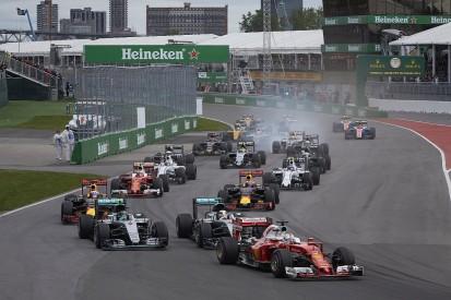 Formula 1 title rivals Ferrari and Mercedes split on Montreal tyres