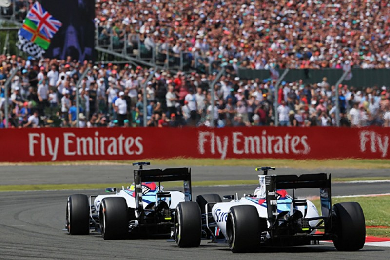 Williams F1 team will be more 'clever' after Silverstone - Bottas