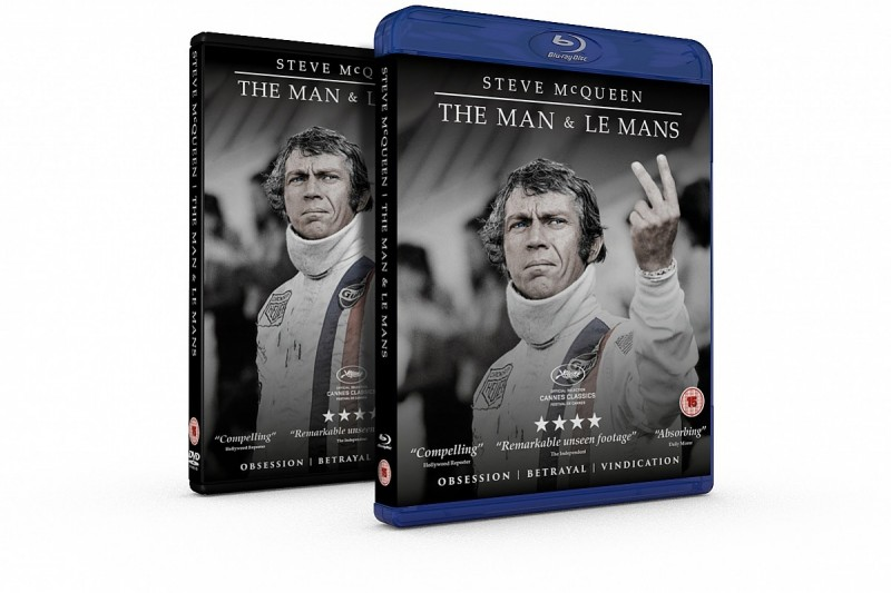 Promoted: Steve McQueen: The Man & Le Mans