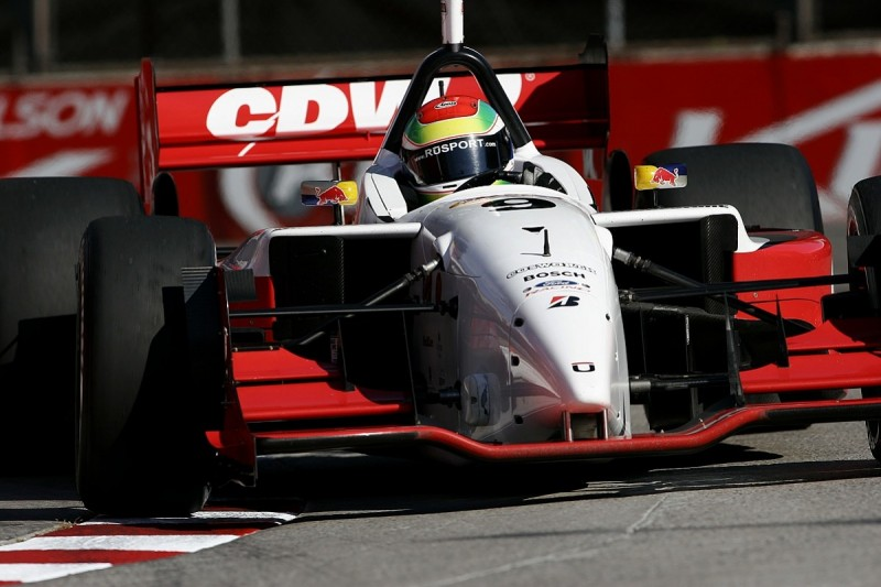 Ex-Justin Wilson Champ Car restored to raise funds for his family