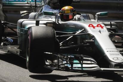 Mercedes in Monaco Grand Prix most unusual Hamilton has felt