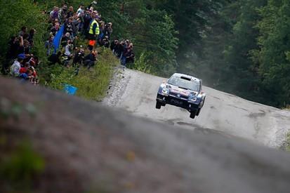 WRC Rally Finland: Jari-Matti Latvala pulls away, Kris Meeke out