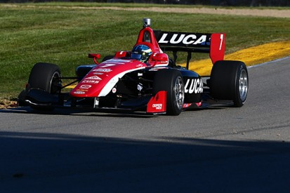 Mid-Ohio Indy Lights: RC Enerson beats Jack Harvey for first pole