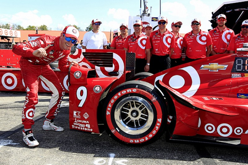 Mid-Ohio IndyCar: Scott Dixon sets record pole pace for Ganassi
