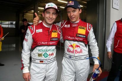 Red Bull Ring DTM: Ekstrom pips Rockenfeller to wet pole for Audi
