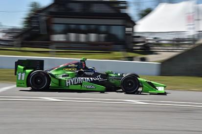 Mid-Ohio IndyCar: Sebastien Bourdais leads practice for KV