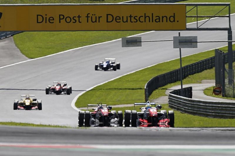 Red Bull Ring European F3: Jake Dennis denies Felix Rosenqvist win