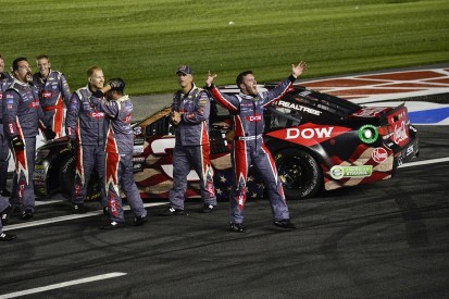 Charlotte NASCAR: First win for Austin Dillon after rain delay