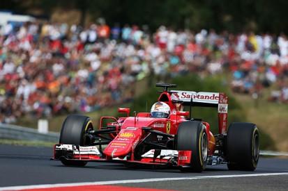 Sebastian Vettel: It's 'game on' for Ferrari in 2015 F1 title race