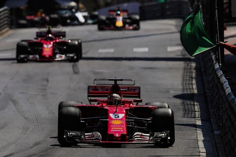 Sebastian Vettel wins 2017 Formula 1 Monaco Grand Prix