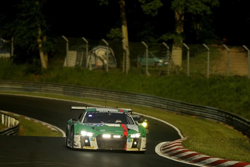 Nurburgring 24 Hours: Late rain hands Team Land Audi surprise win