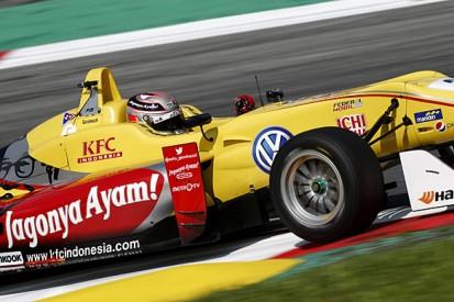Red Bull Ring European F3: Rosenqvist and Giovinazzi split poles