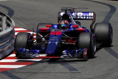 Kvyat slams Perez's Monaco GP attempted pass on him as 'desperate'