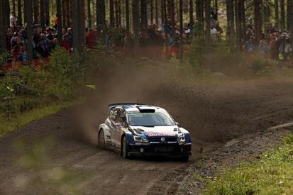 WRC Rally Finland: Jari-Matti Latvala overhauls Sebastien Ogier