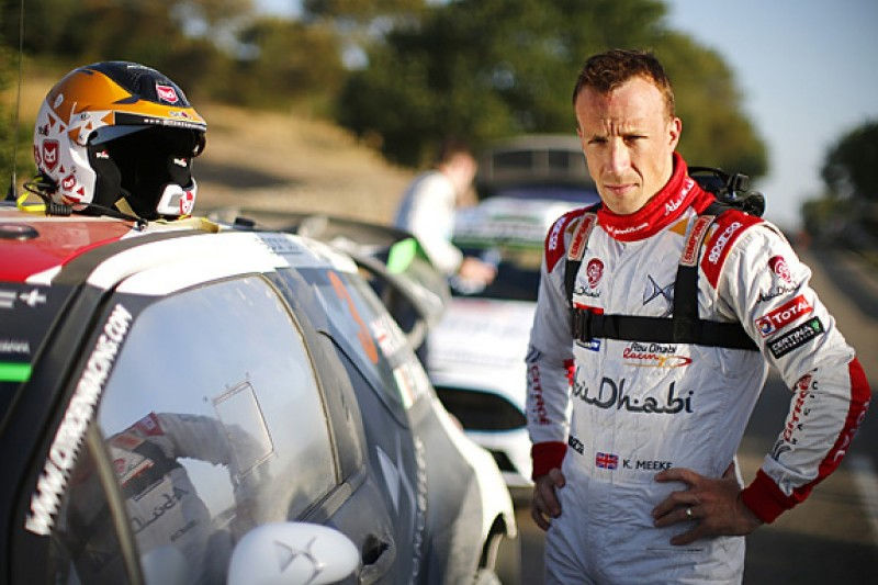 Kris Meeke surprised by speculation on his WRC future