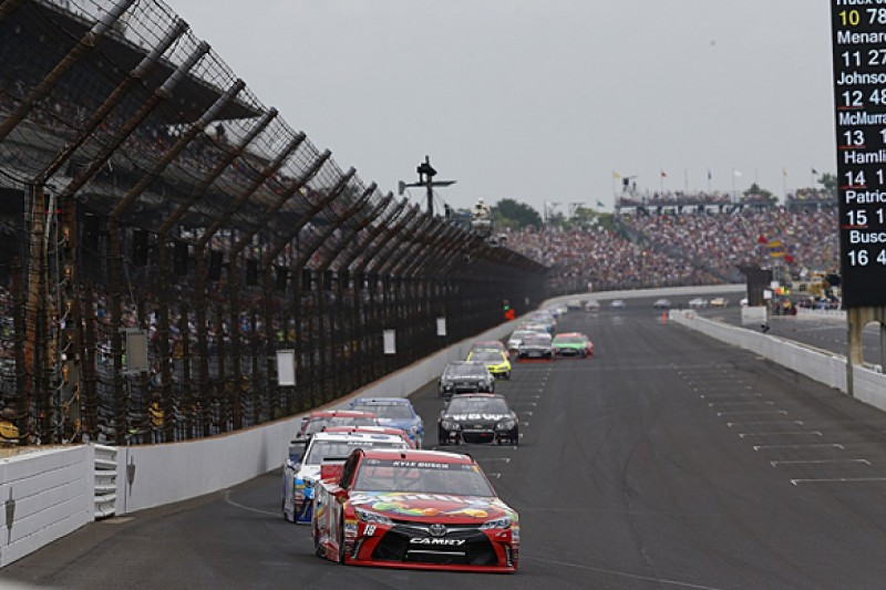 NASCAR Sprint Cup drivers unsure over high-drag aero package
