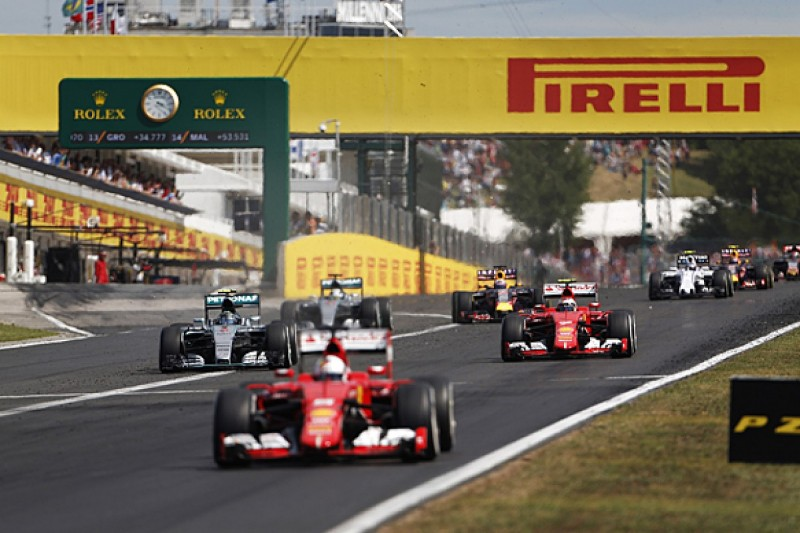 Tyres caught Mercedes out in Hungarian GP - Williams F1's Smedley