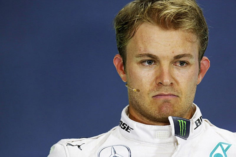 Focus on race form has affected Nico Rosberg's F1 qualifying