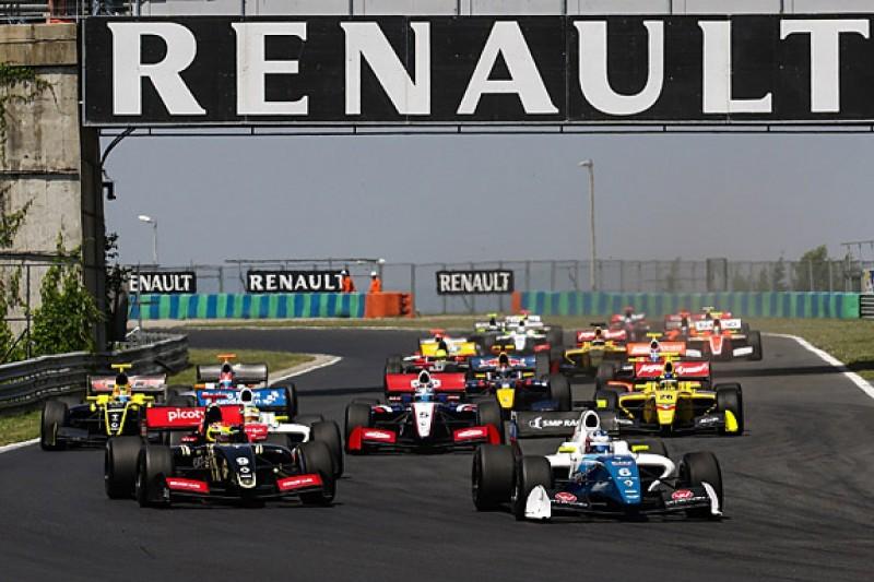 Renault in handover talks for Formula Renault 3.5 in 2016