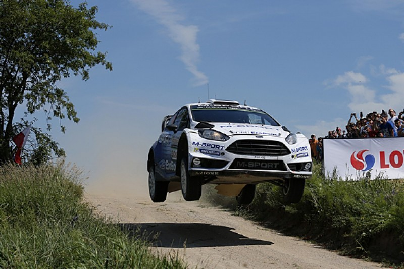Markko Martin: Ott Tanak must raise game again to repeat WRC podium