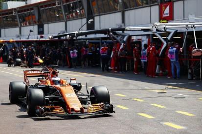Jenson Button to start F1 Monaco GP from the pits