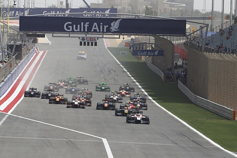 GP2 and GP3 join Bahrain WEC event to replace German GP round