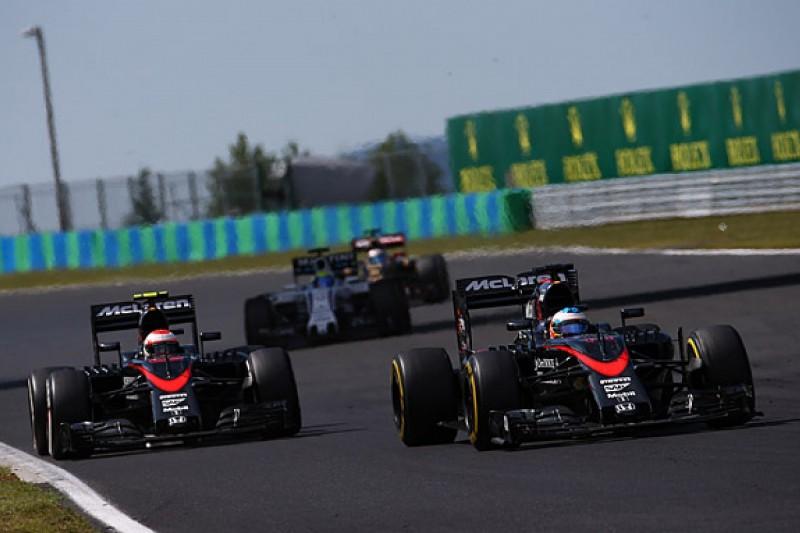 Hungarian GP points real start of McLaren's F1 season - Honda