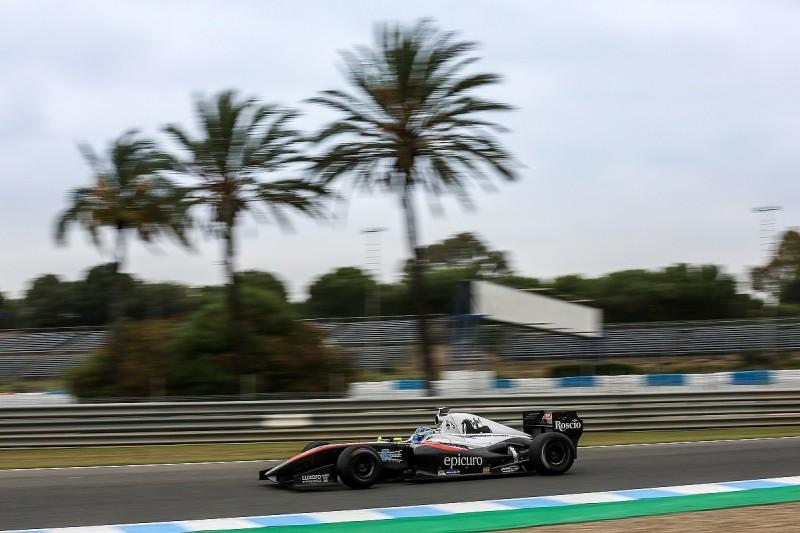 Jerez Formula V8 3.5: Roy Nissany wins race one from Fittipaldi