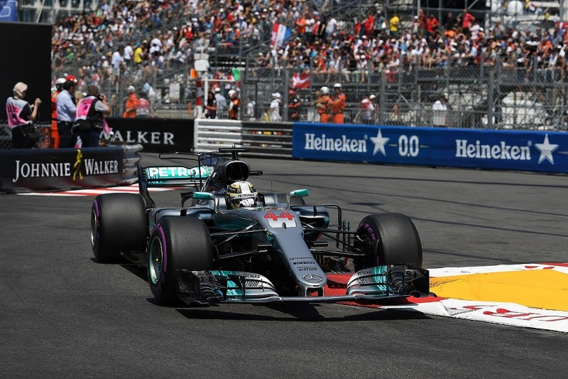 Mercedes F1 team blames set-up for Hamilton's Monaco GP Q2 exit