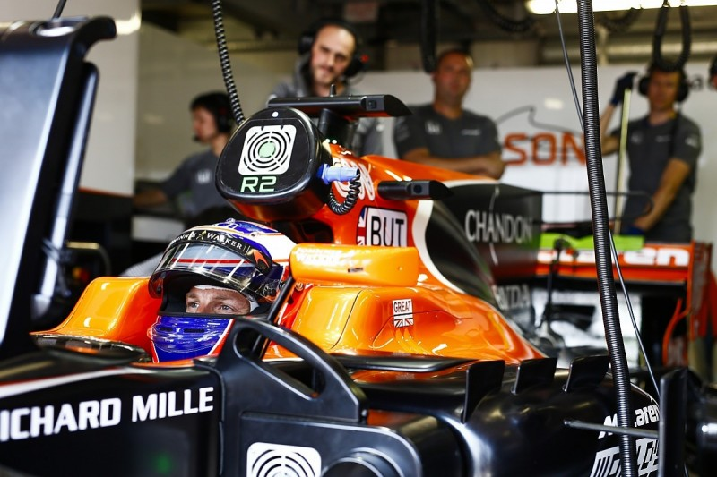 Monaco GP grid penalty 'hurts' for Jenson Button on his F1 return