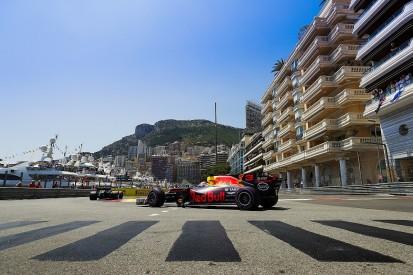 Ricciardo slams Red Bull for 'stupid error' in Monaco GP qualifying