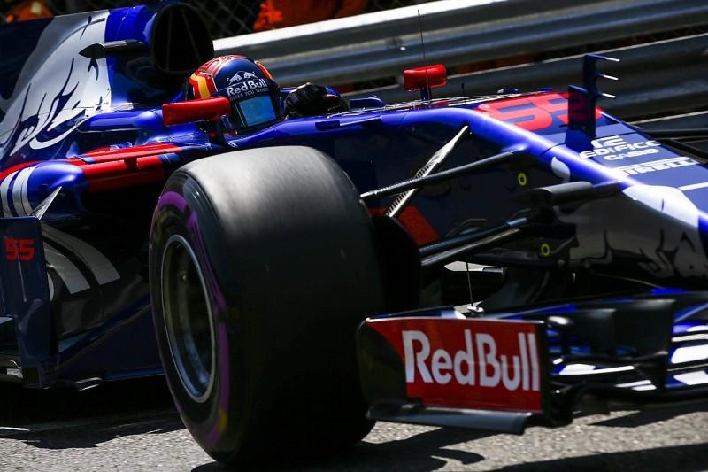 Carlos Sainz Jr surprised to be sixth in Monaco F1 qualifying