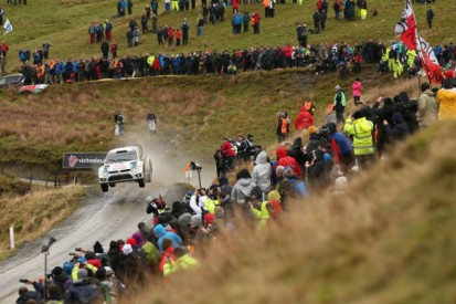 Rally GB among WRC events under threat from possible China return