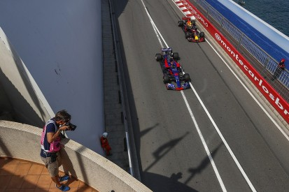 F1 tyre behaviour set to complicate Monaco Grand Prix qualifying
