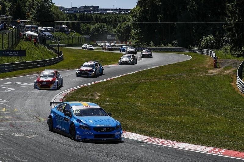 Nurburgring Nordschleife WTCC: Bjork wins opener for Polestar Volvo